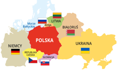 Amerykanin чи Amerykaniec: назви національностей в польській мові